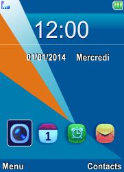 Bouygues Telecom Bc 101 - Photos, vidéos, musique - Envoyer une photo via Bluetooth - Étape 1