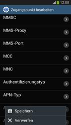 Samsung SM-G3815 Galaxy Express 2 - MMS - Manuelle Konfiguration - Schritt 16