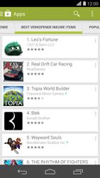 Huawei Ascend P7 - apps - app store gebruiken - stap 9