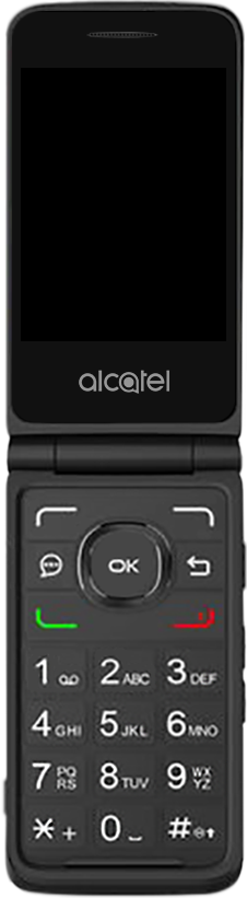 Check for/install software update | Alcatel Go Flip | T