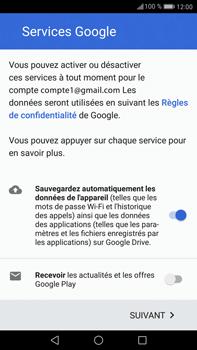 Huawei Mate 9 - Applications - Configuration de votre store d