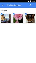 Motorola Moto C Plus - Photos, vidéos, musique - Envoyer une photo via Bluetooth - Étape 8