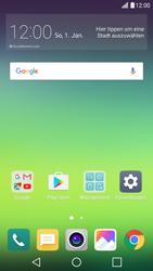 LG H840 G5 SE - E-Mail - Konto einrichten (gmail) - Schritt 2