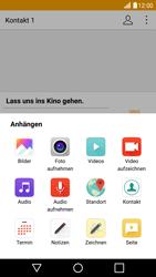 LG G5 SE - MMS - Erstellen und senden - 1 / 1