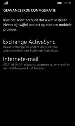 Microsoft Lumia 532 - e-mail - handmatig instellen - stap 9