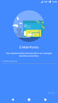 Sony Xperia XZ2 Premium - E-Mail - Konto einrichten (yahoo) - Schritt 6