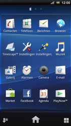 Sony Ericsson R800 Xperia Play - Internet - buitenland - Stap 3