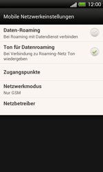 HTC One SV - Internet - Apn-Einstellungen - 6 / 25