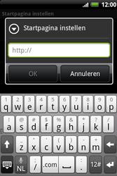 HTC A510e Wildfire S - Internet - Handmatig instellen - Stap 16