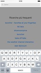 Apple iPhone 6 iOS 8 - Applicazioni - installazione delle applicazioni - Fase 13