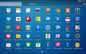Samsung P5220 Galaxy Tab 3 10-1 LTE - E-mail - Handmatig instellen - Stap 4