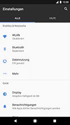 Google Pixel XL - Ausland - Im Ausland surfen – Datenroaming - Schritt 6