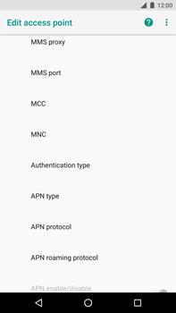 Huawei Nexus 6P - Android Oreo - MMS - Manual configuration - Step 13