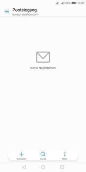 Huawei Y7 (2018) - E-Mail - 032b. Email wizard - Yahoo - Schritt 3