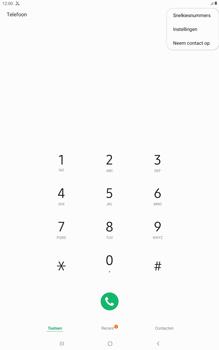 Samsung galaxy-tab-a-10-5-sm-t595-android-pie - Beveiliging en ouderlijk toezicht - Nummer blokkeren - Stap 5