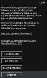 Nokia Lumia 800 - Premiers pas - Créer un compte - Étape 8