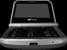 LG G359 - Premiers pas - Découvrir les touches principales - Étape 5