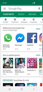 Samsung Galaxy S10e - Apps - Herunterladen - Schritt 5