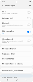 Samsung Galaxy Z Flip - internet - activeer 4G Internet - stap 5