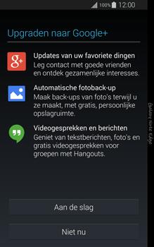 Samsung Galaxy Note Edge - apps - account instellen - stap 19