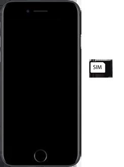 Apple iPhone SE (2020) - Device - Insert SIM card - Step 4