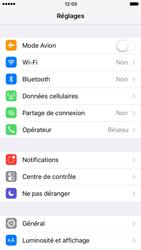 Apple iPhone 7 - Internet et connexion - Utiliser le mode modem par USB - Étape 4