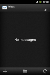 Sony C1505 Xperia E - E-mail - Sending emails - Step 4