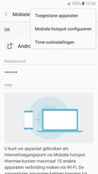 Samsung Galaxy A5 (2017) (SM-A520F) - WiFi - Mobiele hotspot instellen - Stap 8