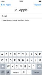 Apple iPhone 6 iOS 8 - Premiers pas - Créer un compte - Étape 19