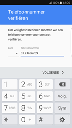 Samsung Galaxy S7 edge (SM-G935F) - Applicaties - Account aanmaken - Stap 8