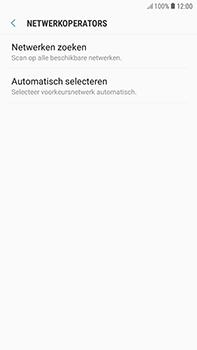 Samsung Galaxy J4 - Bellen - in het buitenland - Stap 7