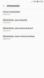 Samsung Galaxy A5 (2017) - Android Oreo - Anrufe - Rufumleitungen setzen und löschen - Schritt 10