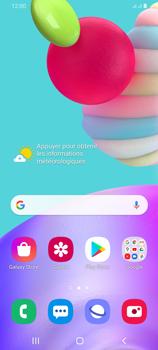 Samsung Galaxy A42 5G - Photos, vidéos, musique - Prendre une photo - Étape 1
