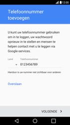 LG G5 (H850) - apps - account instellen - stap 13