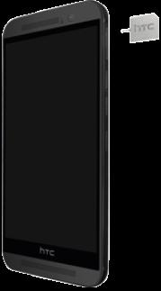 HTC One M9 - SIM-Karte - Einlegen - 7 / 14