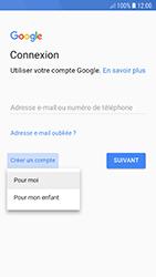 Samsung A520F Galaxy A5 (2017) - Android Oreo - Applications - Créer un compte - Étape 6