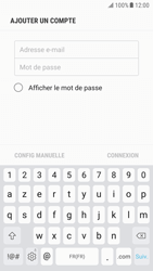Samsung G920F Galaxy S6 - Android Nougat - E-mail - Configuration manuelle - Étape 6