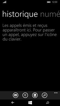 Microsoft Lumia 640 XL - Messagerie vocale - Configuration manuelle - Étape 4