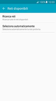 Samsung Galaxy A8 - Rete - Selezione manuale della rete - Fase 6