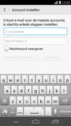Huawei Ascend P7 - E-mail - Account instellen (POP3 zonder SMTP-verificatie) - Stap 6