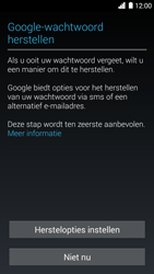 Huawei Ascend G6 - Applicaties - Account instellen - Stap 11