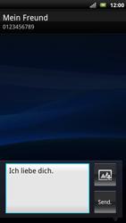 Sony Ericsson Xperia X10 - MMS - Erstellen und senden - 11 / 19