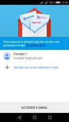 Huawei Y5 II Dual Sim - E-mails - Ajouter ou modifier votre compte Gmail - Étape 15