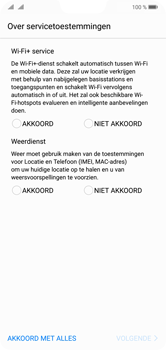 Huawei P20 Lite Dual-SIM (Model ANE-LX1) - Instellingen aanpassen - Nieuw toestel instellen - Stap 10
