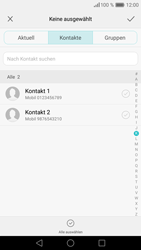 Huawei P9 - MMS - Erstellen und senden - 8 / 22