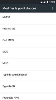 OnePlus 3 - MMS - Configuration manuelle - Étape 11
