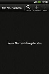 HTC Desire C - SMS - Manuelle Konfiguration - 2 / 2