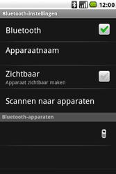 LG GW620 - bluetooth - headset, carkit verbinding - stap 7