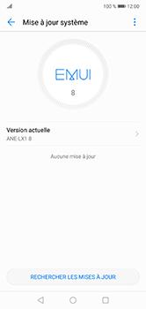 Huawei P20 Lite - Logiciels - Installation de mises à jour - Étape 7