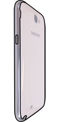 Samsung N7100 Galaxy Note 2 - SIM-Karte - Einlegen - Schritt 6